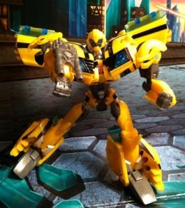 Transformers Prime Bumblebee Robot Mode