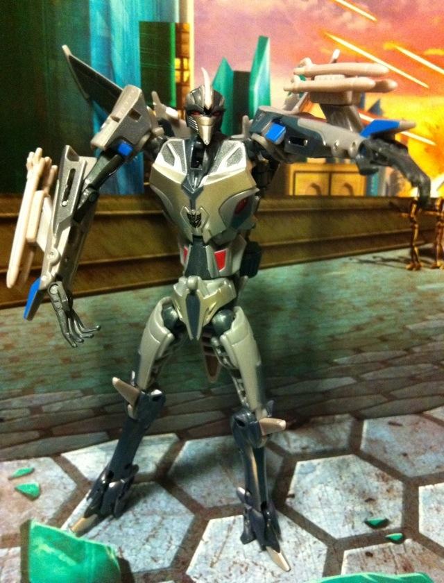 Transformers Prime Starscream Action Figure