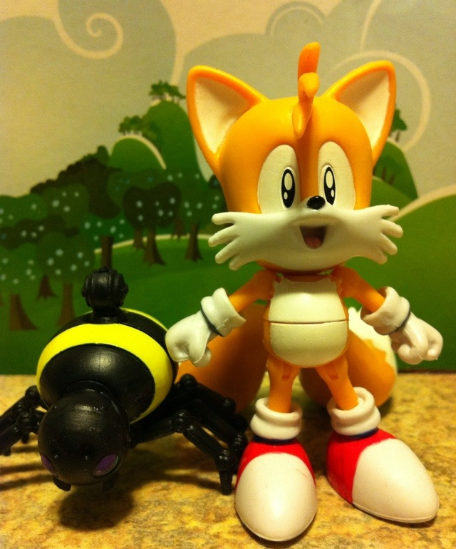Toy Review Classic 1992 Tails Grabber 20th Anniversary Sonic The