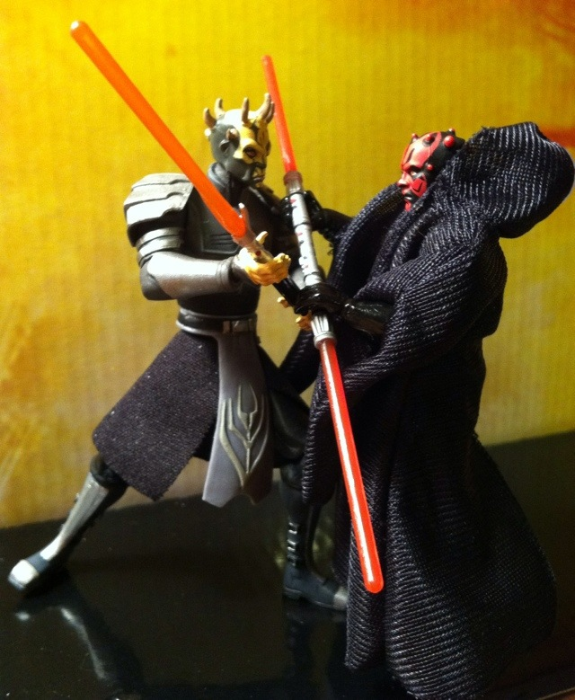 Toy Review Savage Opress Armored Star Wars Clone Wars