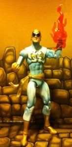 Iron Fist Modern White Marvel Universe 2012 Wave 17