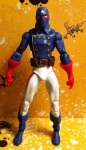Marvel Universe 2012 Young Avengers Patriot Action Figure Wave 17