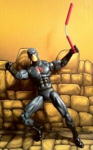 Shadowland Daredevil Marvel Universe 2012 Action Figure