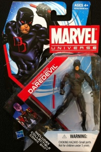 Shadowland Daredevil Marvel Universe 2012 Wave 17 Action Figure Packaged