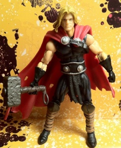 Thor Ages of Thunder Marvel Universe 2012 Action Figure