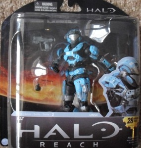 Halo Reach Series 2 Kat Action Figure by McFarlane Toys