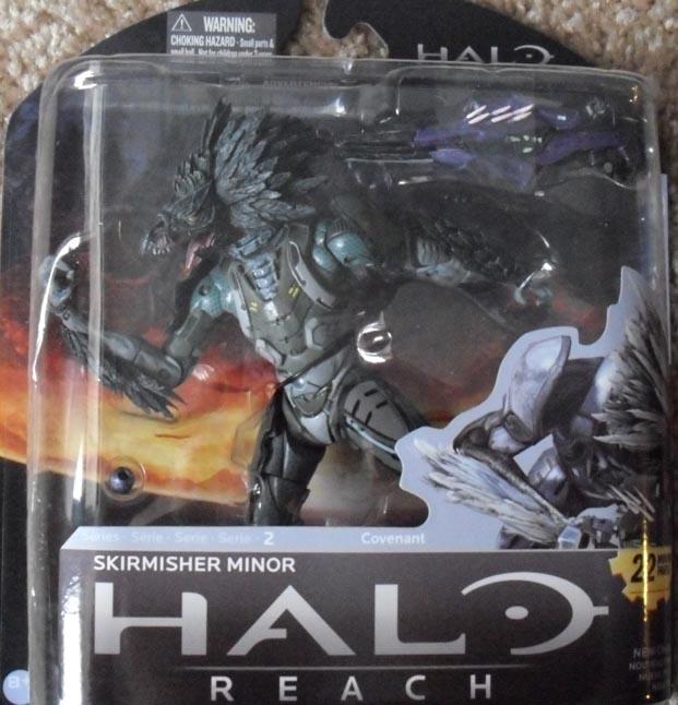 Halo Reach Skirmisher Minor McFarlane